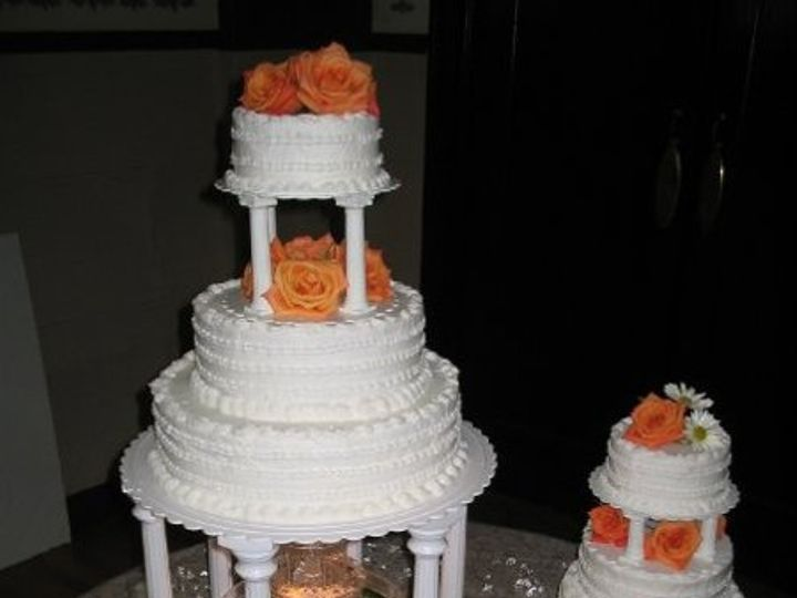 Tmx 1332786477900 1968449029679734488446297312161172189n Titusville wedding cake
