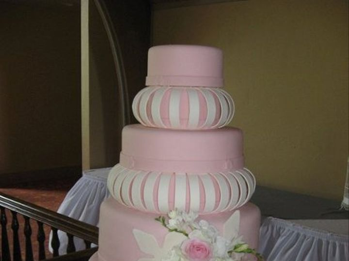 Tmx 1332786493519 294233101502812473629744488446297376443835046662n Titusville wedding cake