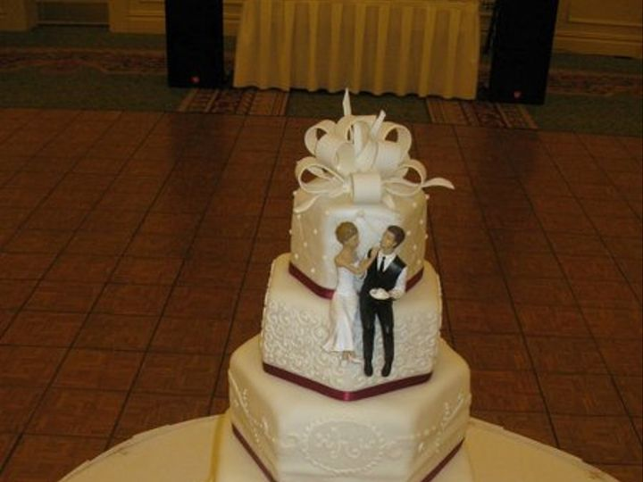 Tmx 1332786500530 29700404196147973448844629734244584463083n Titusville wedding cake