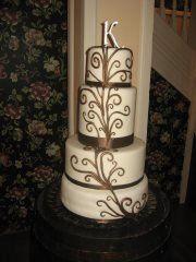 Tmx 1332786502461 309767101503260713979744488446297379679341466073582a Titusville wedding cake
