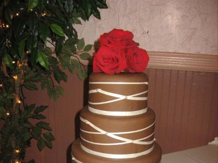 Tmx 1332786504628 30976710150326071412974448844629737967936605667233n Titusville wedding cake