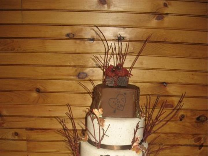 Tmx 1332786506876 309767101503260714229744488446297379679371881390917n Titusville wedding cake