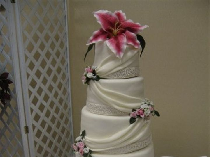 Tmx 1332786591568 6092979434429734488446297320207023398293n Titusville wedding cake