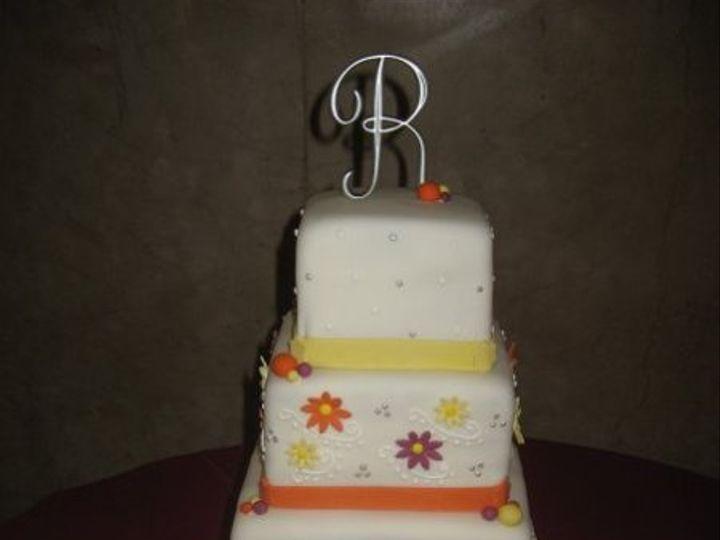 Tmx 1332786880860 66121053849479734488446297321397518005200n Titusville wedding cake