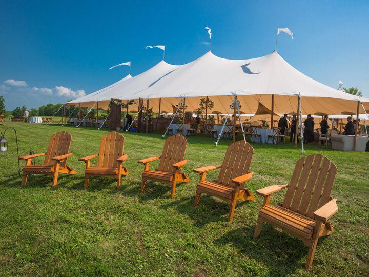 Tmx Adirondack Chairs 51 735096 Fairport, NY wedding rental