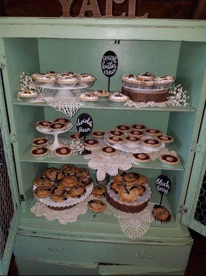 Wedding Pies