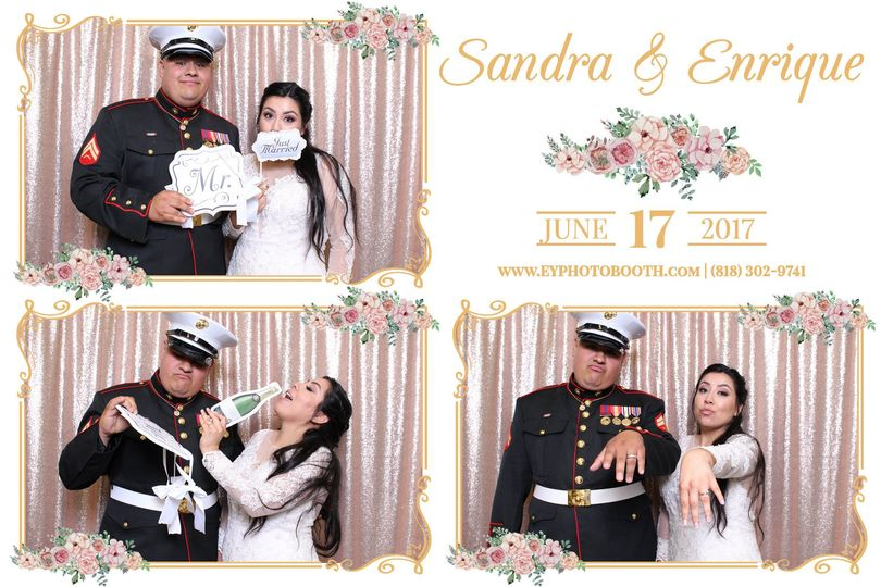 Sandra and Enrique