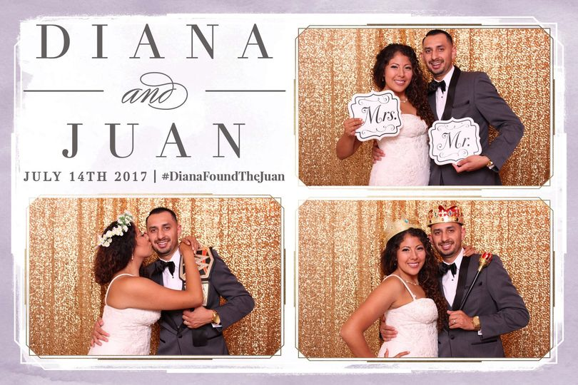 Diana and Juan
