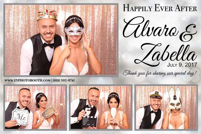 Alvaro and Zabella