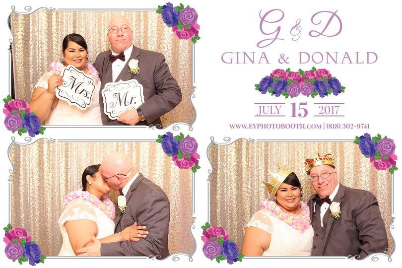 Gina and Donald