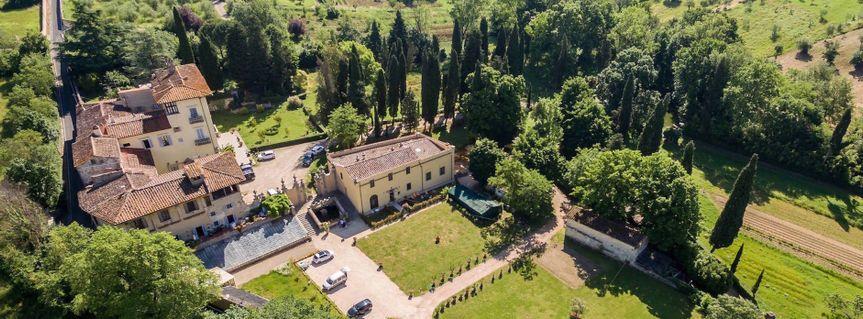 Villa Monteverdi Florence