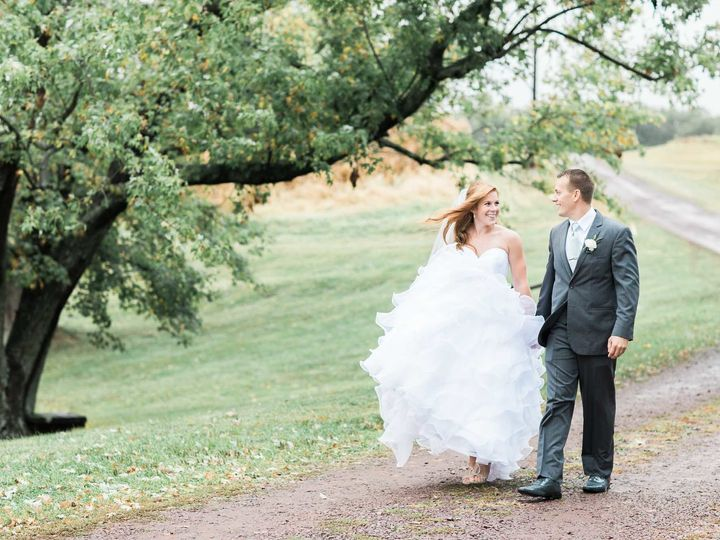 Tmx 1502145402060 Barn At Hidden Acres Wedding 2814 Bloomsburg, Pennsylvania wedding dress