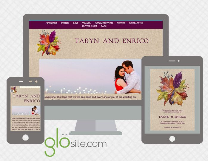 Wedding Invitation Sites Online: Email Wedding Invitations, Wedding