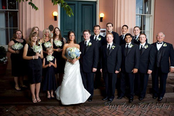 Tmx 1332533639414 0509ColeGroupBridalParty Sterling, District Of Columbia wedding florist