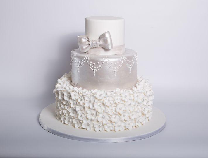 Carlos Bakery Wedding Cake Hoboken NJ WeddingWire