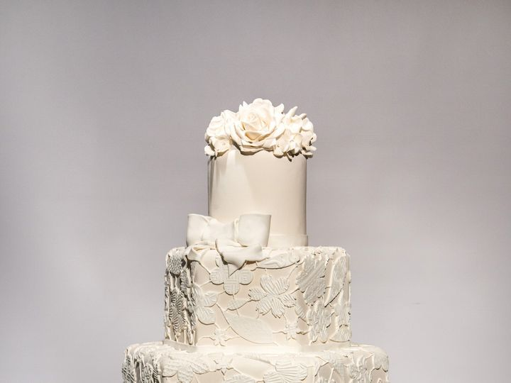 Tmx 1415997264494 W504 Hoboken wedding cake
