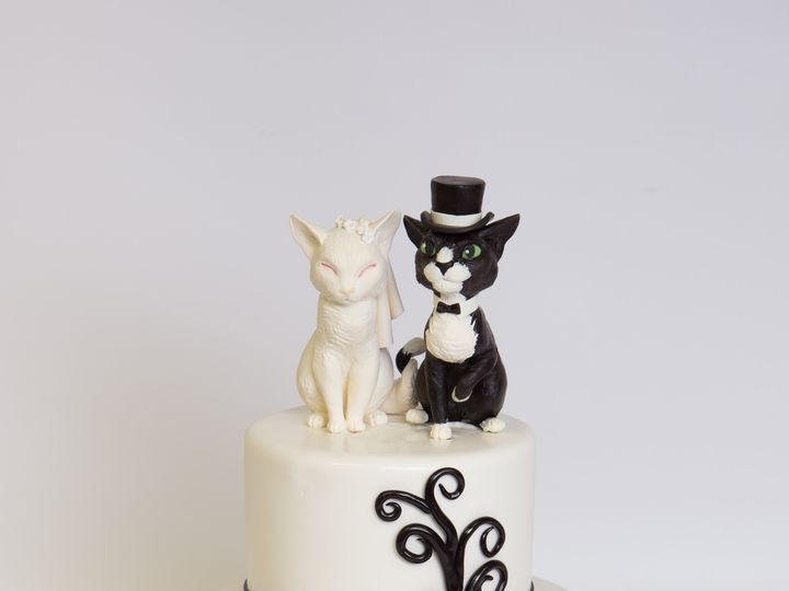 Tmx 1415997394180 W508 1 Hoboken wedding cake