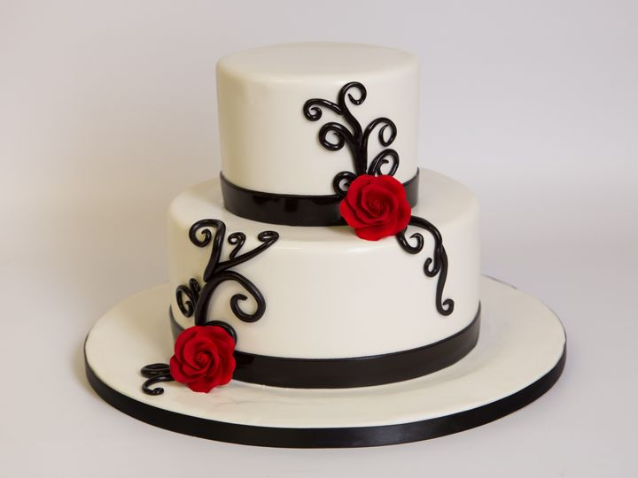 Tmx 1415997426463 W508 Hoboken wedding cake