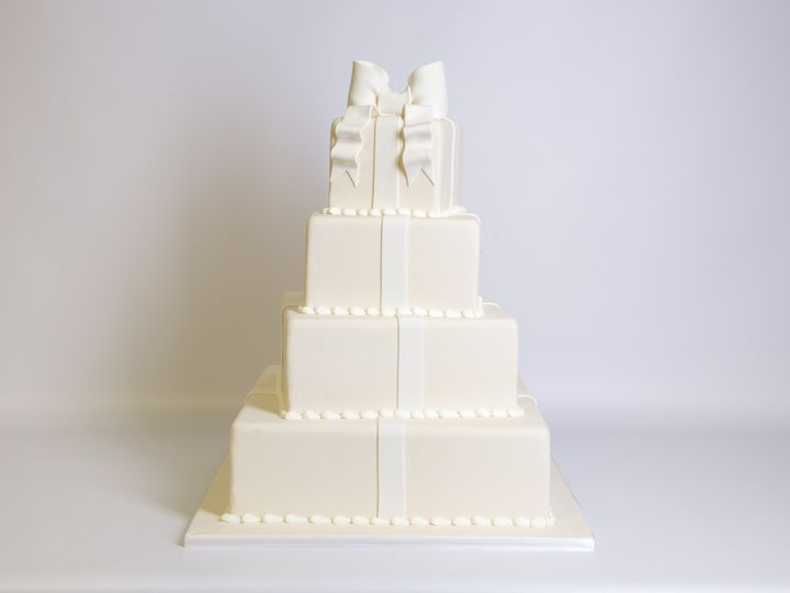 Tmx 1415997557620 W512 Hoboken wedding cake