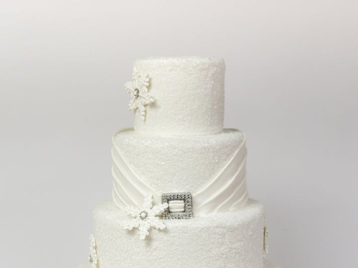 Tmx 1415997675021 W519 Hoboken wedding cake