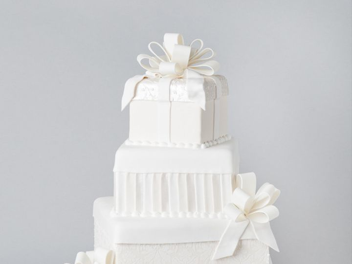 Tmx 1415997697604 W520 Hoboken wedding cake