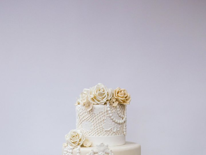 Tmx 1415997898679 W528 Hoboken wedding cake