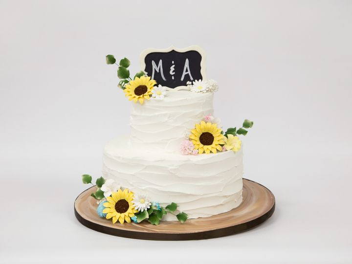 Tmx 1415998001842 W533 Hoboken wedding cake