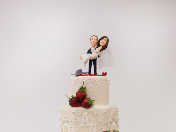 Tmx 1415998037665 W535 Hoboken wedding cake