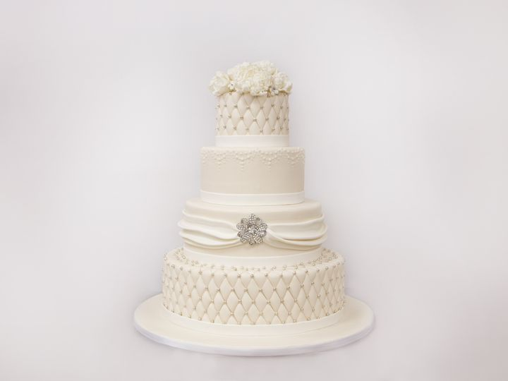 Tmx 1415998071564 W536 Hoboken wedding cake