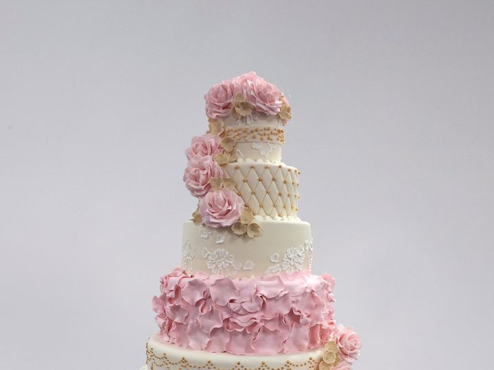 Tmx 1415998177849 W539 Hoboken wedding cake