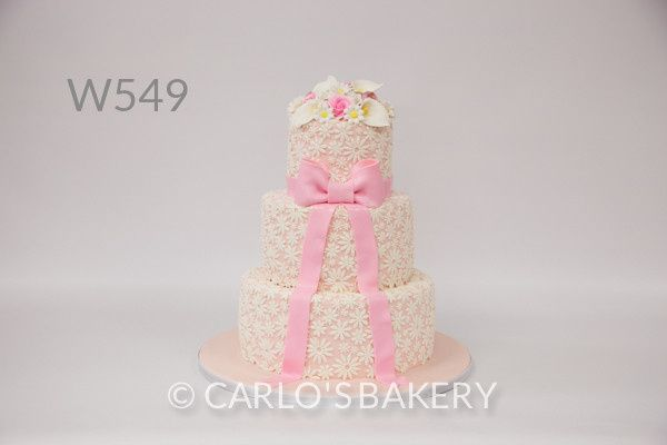 Tmx 1415998667033 W549 Hoboken wedding cake