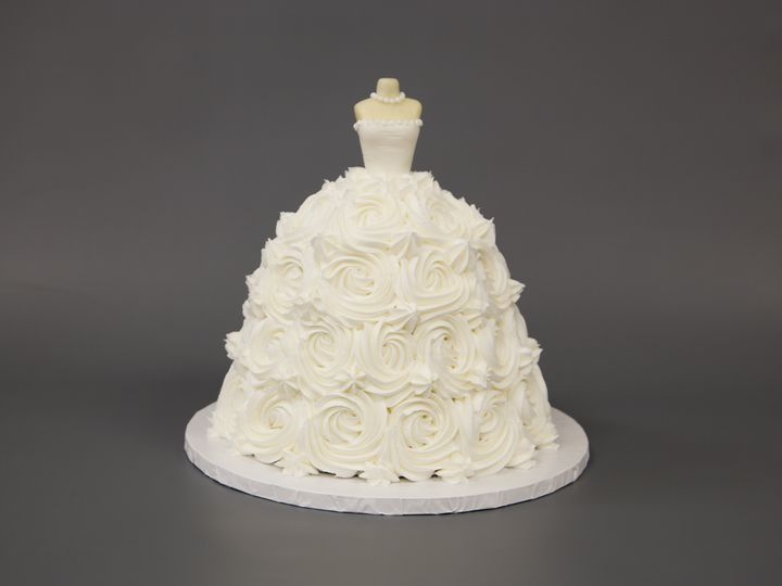 Tmx 1415998716510 W550 Hoboken wedding cake