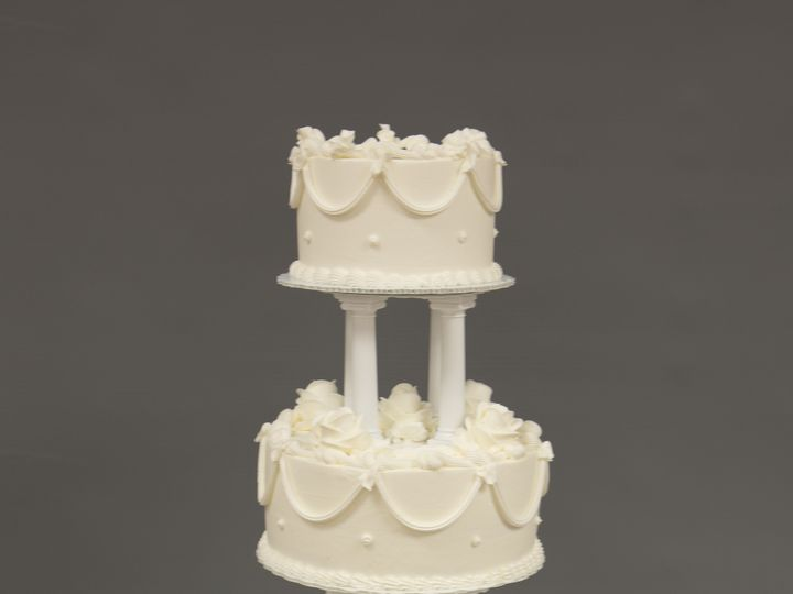Tmx 1415998856462 W552 Hoboken wedding cake