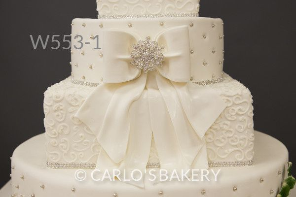 Tmx 1415998885655 W553 1 Hoboken wedding cake