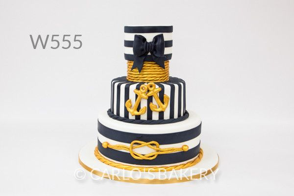 Tmx 1415999016663 W555 Hoboken wedding cake