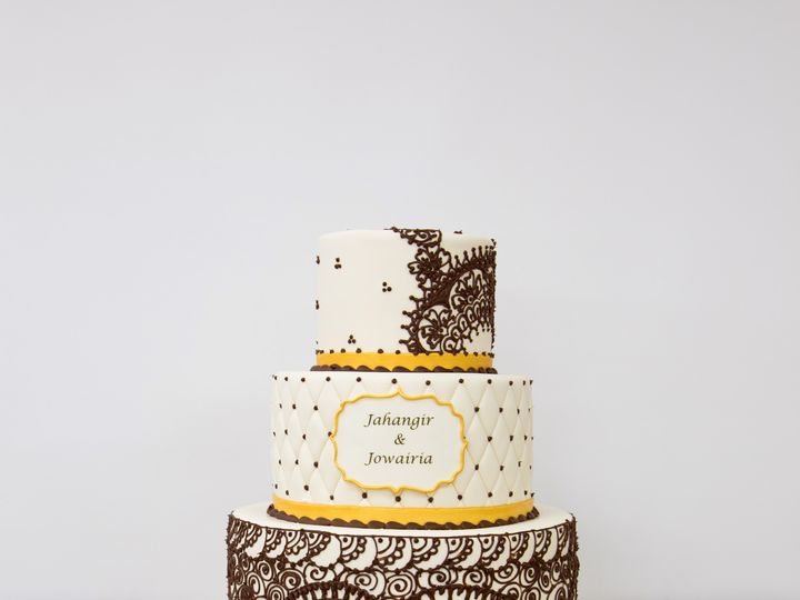 Tmx 1415999100543 W559 Hoboken wedding cake