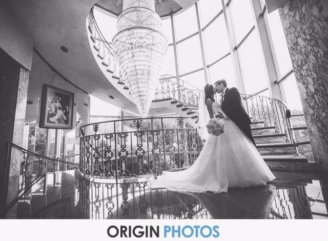 origin wedding lobby