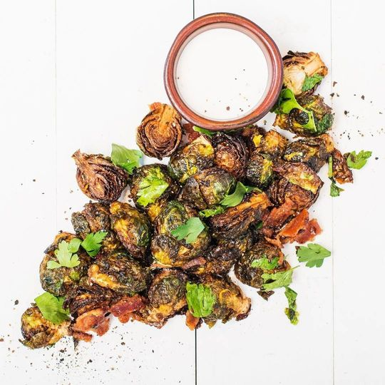 Cripsy Brussels