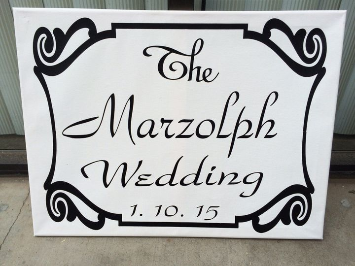 prim rentals and the marzolph wedding january 10th