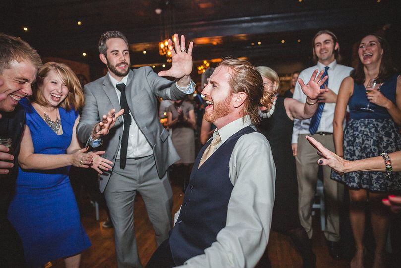 Ensure your guests dance their faces off!