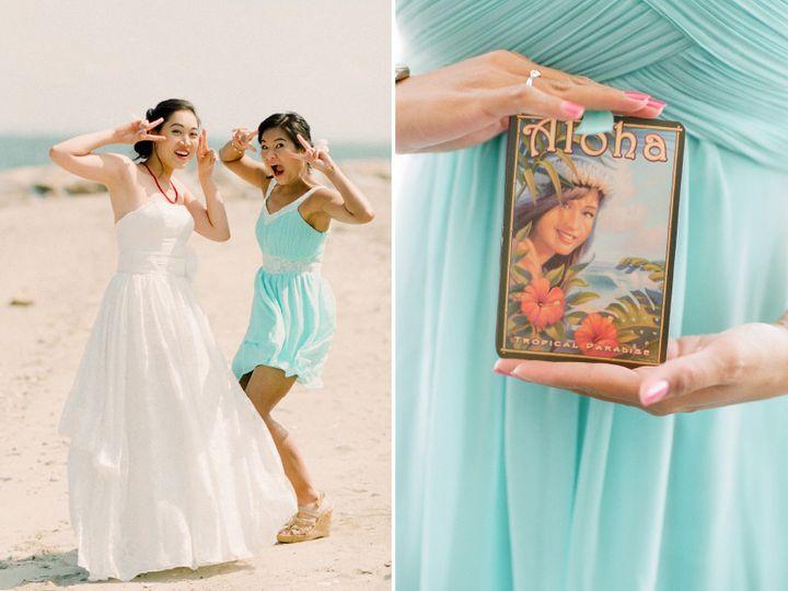Tmx 1390341078147 Amber And Berniejen Lynne Photography Hawaiian Wed Austin wedding beauty