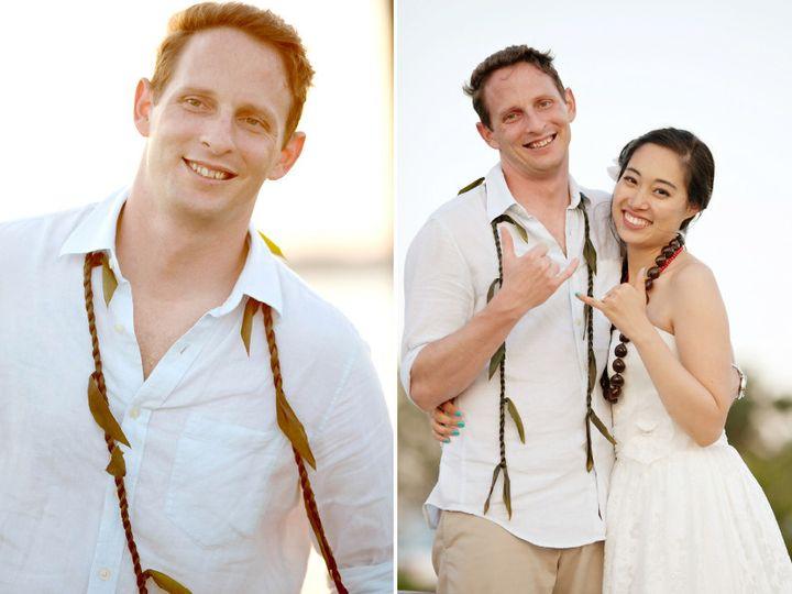 Tmx 1390341130154 Amber And Berniejen Lynne Photography Hawaiian Wed Austin wedding beauty