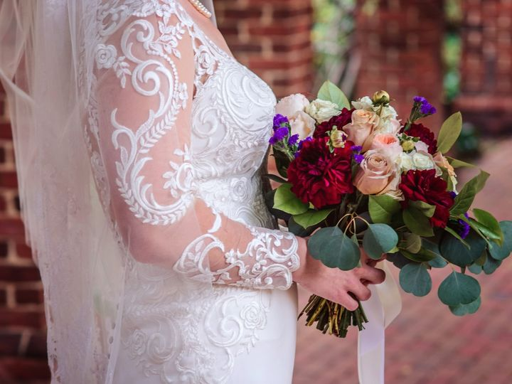 Tmx Ashley And Katie 530 51 913196 1561635727 Smithfield, VA wedding florist
