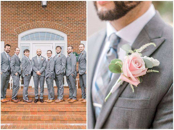 Tmx Groom Pink Rose 51 913196 157814593880714 Smithfield, VA wedding florist