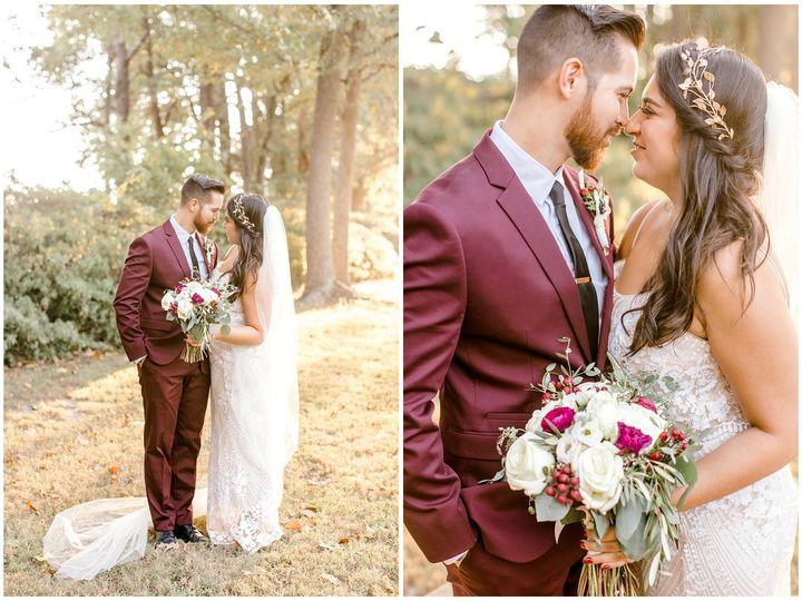 Tmx Tracy Couple 51 913196 157814585183055 Smithfield, VA wedding florist