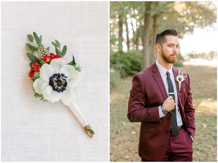 Tmx Tracy Groom 51 913196 157814585192286 Smithfield, VA wedding florist