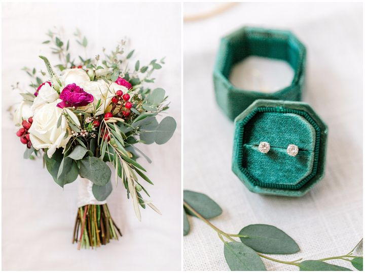 Tmx Trcy Bouq 51 913196 157814585591554 Smithfield, VA wedding florist