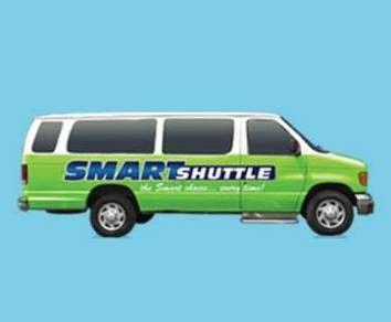 smart shuttle blue