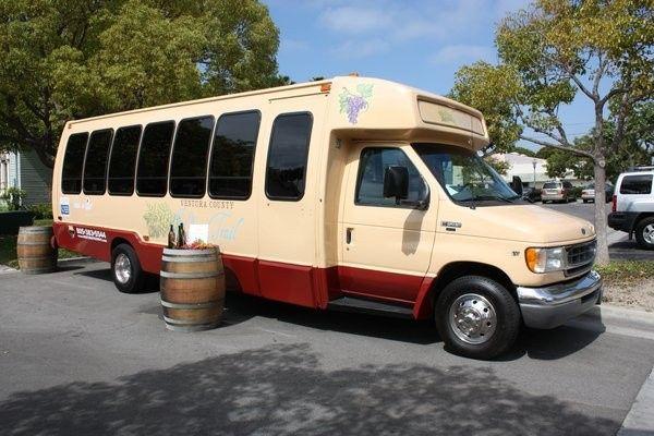 Tmx 1418412259351 Wine Camarillo wedding transportation