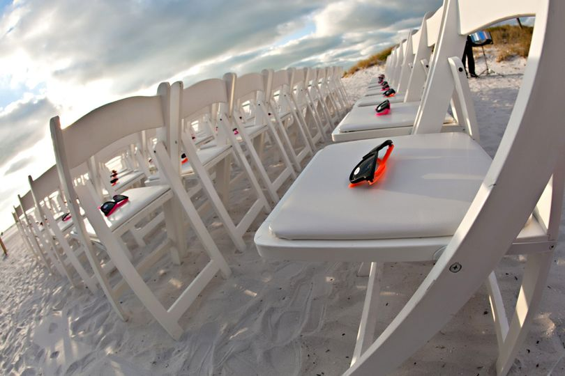 Clearwater Beach Ceremony